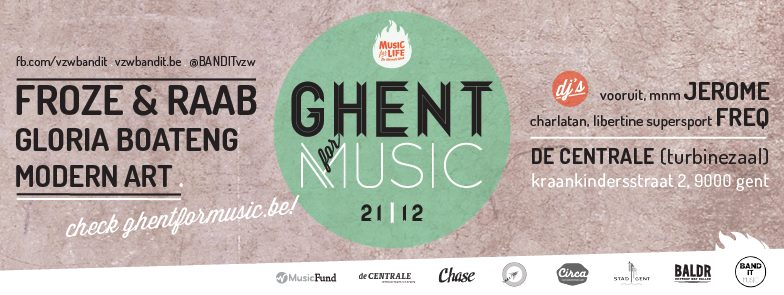 Ghent for Music